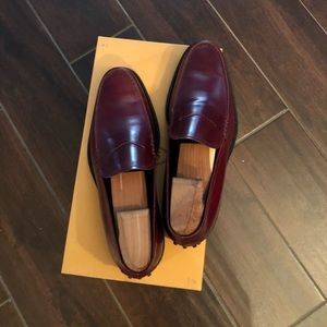 Tods men's loafers size 7.5